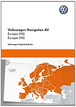 Volkswagen 7P6051850H Documento de Activación para RNS 850: Amazon.es: Coche y moto