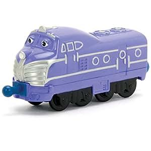 Chuggington Die Cast LC54011 - Harry, rica en detalles, la locomotora fundido de colores y resistente