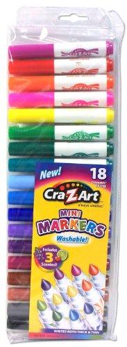 Cra Z art Broadline Markers 18 count 10009 24