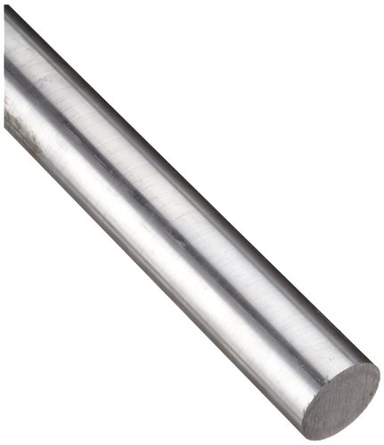 8620 Alloy Steel Round Rod, Unpolished (Mill) Finish, Annealed, ASTM A29, 3/8″ Diameter, 72″ Length