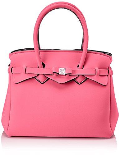 Rose MY à Blogger Miss sac SAVE BAG main pTwd1Yq44S