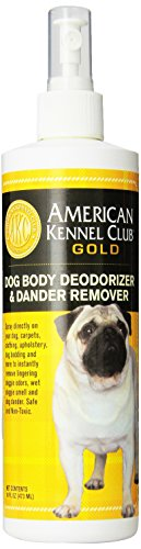 AMERICAN KENNEL CLUB GOLD Dog Body Deodorizer