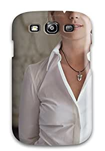 Ultra Slim Fit Hard ZippyDoritEduard Case Cover Specially Made For Galaxy S3- Maura Tierney