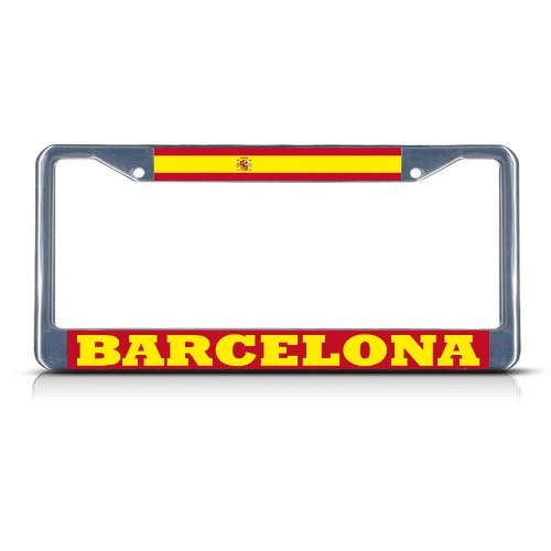 lupus license plate frame - 7