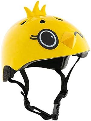 HUDORA Fahrrad-Helm Kinder, Gr. 51-53 Nitro Motors Kiki-Casco de ...