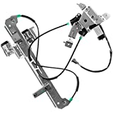 A-Premium Power Window Regulator and Motor Assembly for Chevrolet Tahoe GMC Yukon 2000-2006 Cadillac Escalade Rear Right Passenger Side