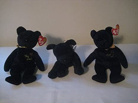 0da23fbff71 Image Unavailable. Image not available for. Color  Ty Beanie Babies - The  End ...