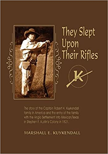 Book They Slept Upon Their Rifles