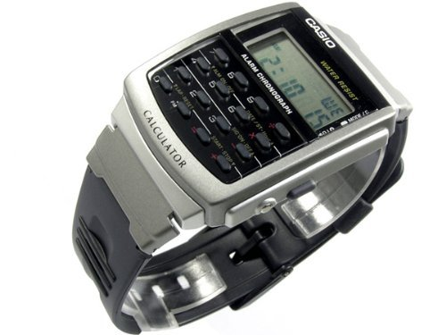 Basic Chronograph Watch - Casio - CA-56-1UW