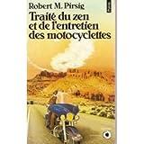 traite du zen et de l entretien des motocyclettes french edition