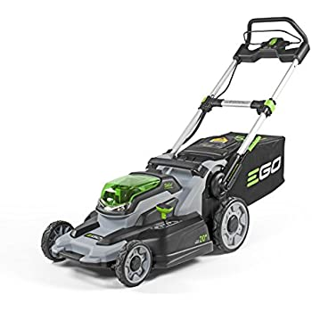EGO Power+ LM2001-X 56V 7.5Ah Lithium-Ion Cordless Lawn Mower with Battery & Charger Kit, 20""