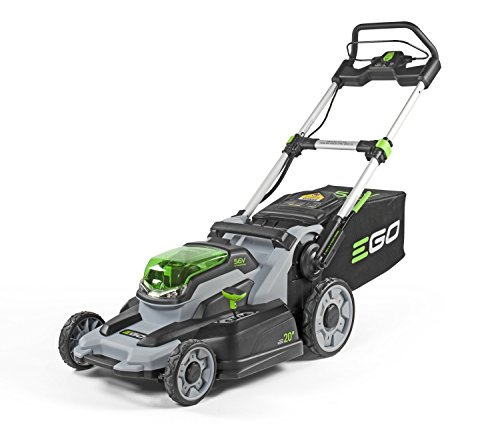 EGO Power+ 20-Inch 56-Volt Lithium-ion Cordless Lawn Mower - 5.0Ah Battery and Charger Kit by EGO Power+