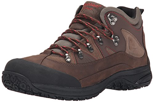 Dunham Mens Moln Mid-cut Vattentät Boot Brown