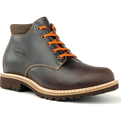 Used, Zamberlan Men's 1132 Siena GW Boot,Brick Full Grain for sale  Delivered anywhere in Canada