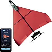 POWERUP 4.0 The Next-Generation Smartphone Controlled Paper Airplane Kit, RC Controlled. Easy to Fly with Auto