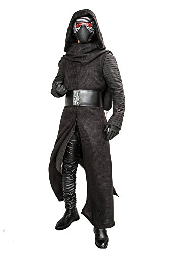 Kylo Ren Robe & Under Tunic & Gloves