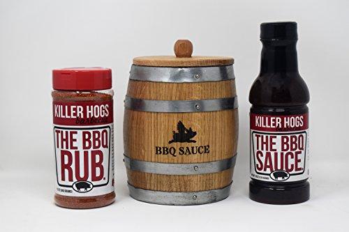 The Amazing BBQ Making Kit