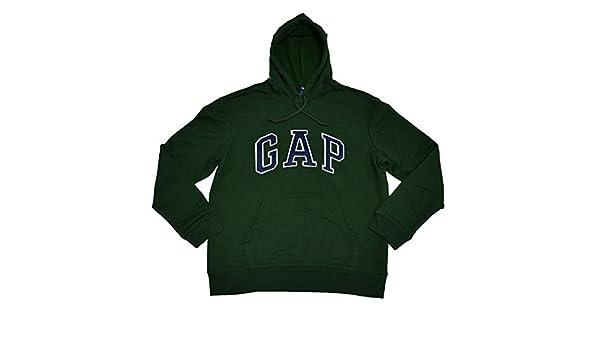 Gap para Hombre Arco Logo - Sudadera con Capucha para Mujer: Amazon.es: Ropa y accesorios