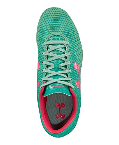 Under Armour Womens Speed Force Fg - Quarzo Gre