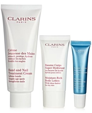 Clarins Hand And Nail Treatment Cream - 7