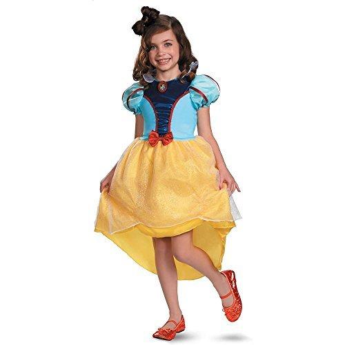 White Girl Basic Costume (Snow White Basic Kids Costume)