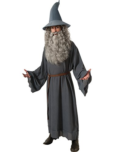 Rubie's Costume The Hobbit Gandalf, Gray, One Size -