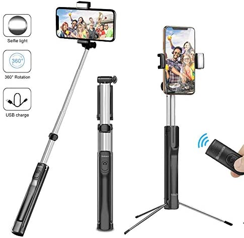 Brokuca Extendable Monopod Bluetooth Compatible product image