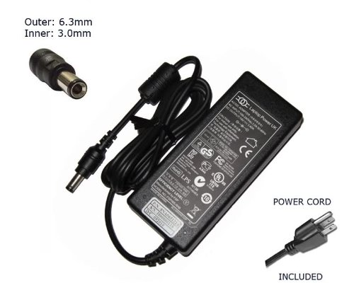 Laptop Notebook Charger for 15V Toshiba Satellite A40-S2701 A45 A45-1202 A45-S120 A45-S1201 A45-S1202 A45-S121 A45-S1211 A45-S130 A45-S1301 A45-S150 A45-S1501 A45-S151 A45-S1511 A45-S250 A45-S2501 A45-S2502 Satellite Pro A40 Adapter Adaptor Power Supply