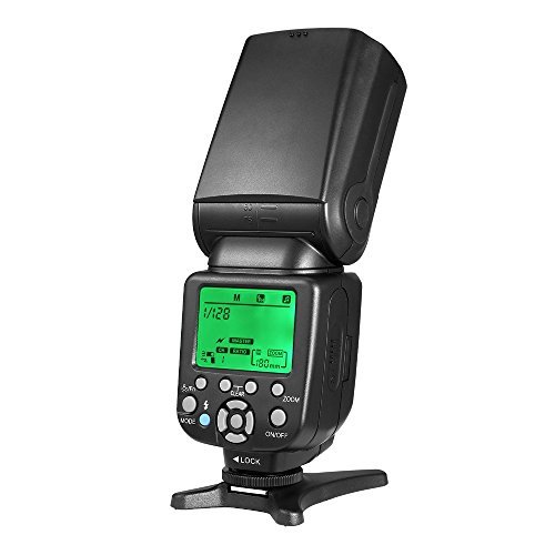 Triopo TR-180 Flash Speedlite for Nikon DSLR Cameras - 4