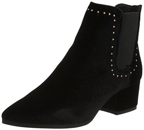 Penly Black Black Heels Head WoMen Boots Over xzgfR