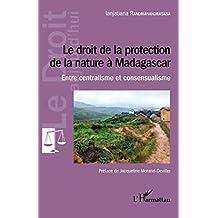 Le droit de la protection de la nature à Madagascar