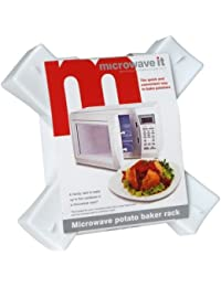 Microwave It Microwaveable Plastic Potato Baker by Microwave it