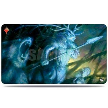 MTG Legendary Collection Karador Ghost Chieftain Ultra Pro Printed Art Magic The Gathering Card Game Playmat