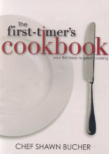 First Timer's Cookbook DVD & Book Combo