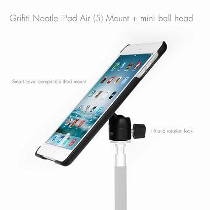 Grifiti Nootle iPad Air 1, 2 y Mini rótula de bola de montaje con ...
