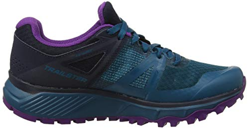 Damen GTX Blazer Trailster Lagoon Deep Magic Blau Salomon Navy Purple Traillaufschuhe 4pqwPPZ