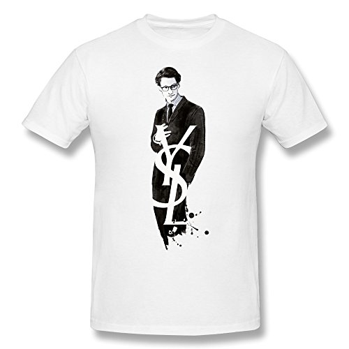 (WunoD Men's Amour Fou T-shirt Size XXL)