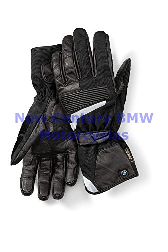 BMW Genuine Motorcycle Motorrad Men Prosummer Riding Glove Black 11/11.5