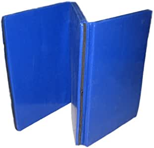 Jimnastik Minderi 100 x 200 x 5 cm Katlanabilir