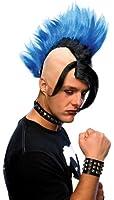 Rubie's Costume Cyber Punk Mohawk Wig