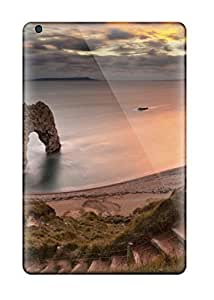 New Arrival Cover Case With Nice Design For Ipad Mini/mini 2- Steps To A Secluded Beach