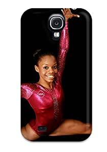 Vicky C. Parker's Shop 2476321K87175396 New Shockproof Protection Case Cover For Galaxy S4/ Gabby Douglas Gymnastics Case Cover