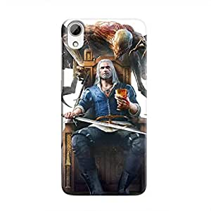 Cover It Up - Relax Witcher Desire 826 Hard Case