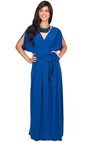 Blue 2 Evening Gown - 7