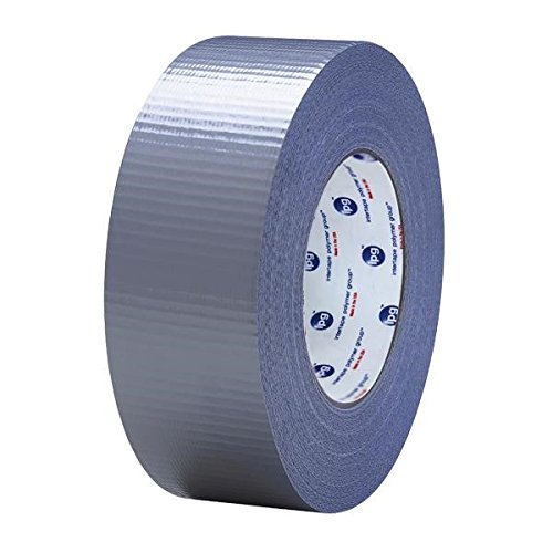 IPG AC36 Medium Grade Cloth/Duct Tape, 20 lbs/in Tensile Strength, 54.8m Length x 48mm Width (Case of (Ipg Case)
