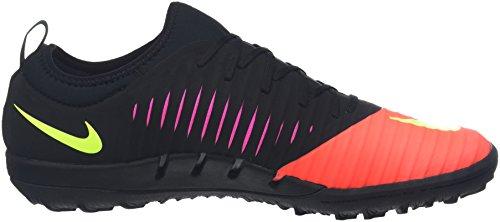 Nike Scarpe schwarz Da pink Blast Mercurialx Ii Uomo Karmesinrot Calcio Finale Tf Multicolore volt pures grwrITRCq