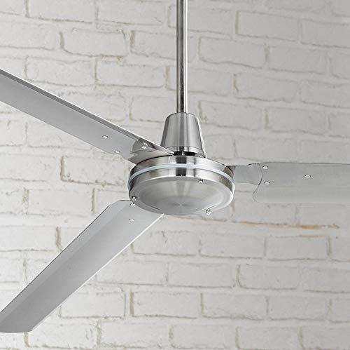Casa Ceiling Vieja Fan Brushed - 72