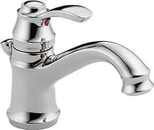 Delta 15710-DST Nura Single Handle Centerset Lavatory Faucet, Chrome
