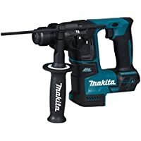Makita DHR171Z Li-ion LXT Brushless Rotary Hammer, 18 V, Blue, 17 mm