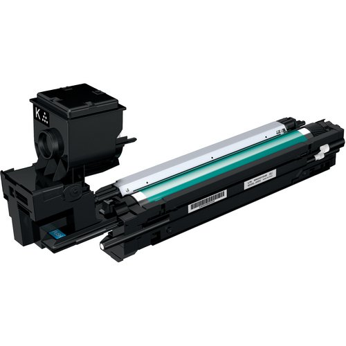 Black Magicolor Printer Toner - KONICA MINOLTA A0WG01F Black Original Toner Cartridge